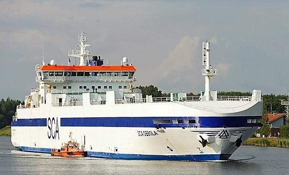 Liner RoRo Vessel - SCA